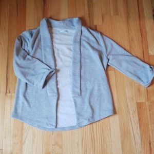 Maurices Gray and Silver Blazer